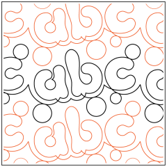 ABC Bubbles - Pantograph