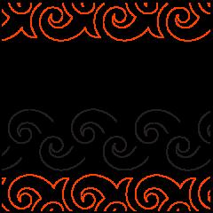 Agave - Sashing - Pantograph