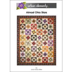 Almost Ohio Stars - Pattern