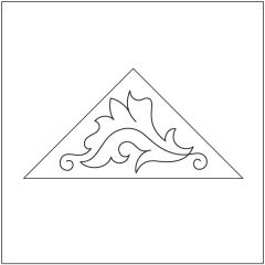 Aloha - Triangle Block #1