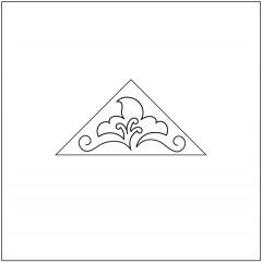 Aloha - Triangle Block #2