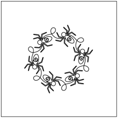 Along Came a Spider - Block #5