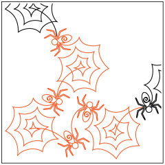 Along Came A Spider - Corner