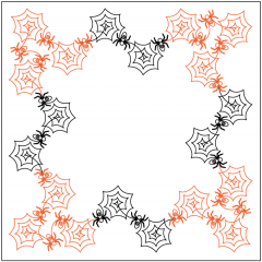 Along Came a Spider - Panto/Corner Layout