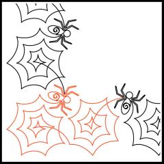 Along Came a Spider - Petite - Corner