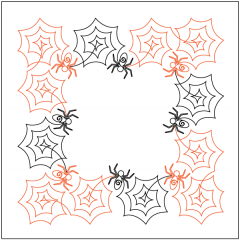Along Came a Spider - Petite - Panto/Corner Layout