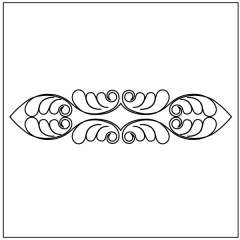 Andi's Feather Curl - Motif