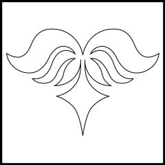 Andi's Fireweed - Motif