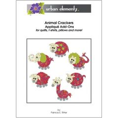 Animal Crackers - Set - Applique Add-On Pattern
