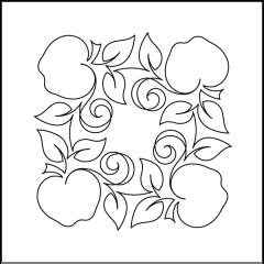 Apple Orchard - Block #1 - Stencil