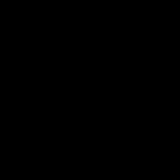 Asian Maple - Block - Stencil