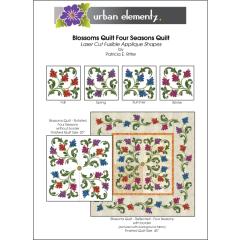 Blossoms Quilt - Applique Pattern