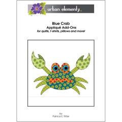Blue Crab - Applique Add-On Pattern