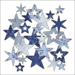 Bohemian Chic - Stars - Batik - Applique