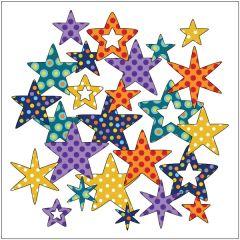 Bohemian Chic - Stars - Dotz - Applique