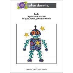 Boltz - Applique Add-On Pattern