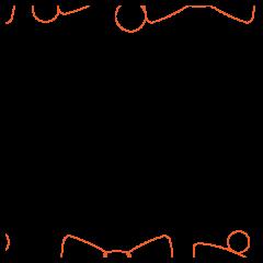 Bowties N Bubbles - Pantograph