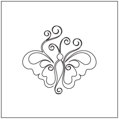 Butterfly Bliss - Block #1