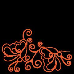 Butterfly Bliss - Petite - Corner