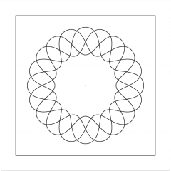 Celtic Ring - Block - Small - Design Board