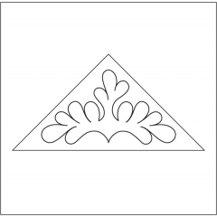 Chaparral - Triangle Block #1