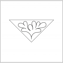 Chaparral - Triangle Block #2