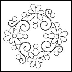 Daisy Doodle - Block #1