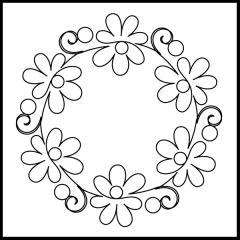 Daisy Doodle - Block #2