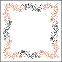Daisy Doodle - Petite - Panto/Corner Layout