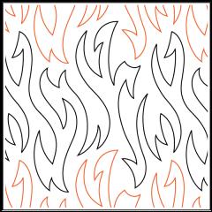 Dave's Tiger Stripes - Pantograph