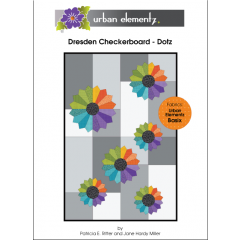 Dresden Checkerboard - Dotz - Pattern