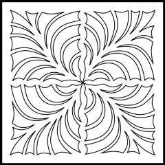 Fantasy Fronds - Block #2