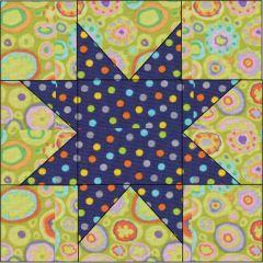 Fast No Match Stars - FREE - Pattern
