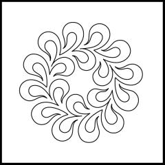 Feather Garland - Block #1
