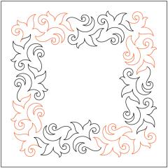 Fire Lily - Panto/Corner Layout