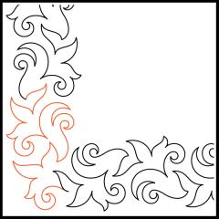 Fire Lily - Corner