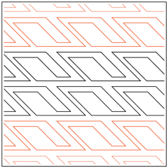 Fletching - Sashing - Pantograph