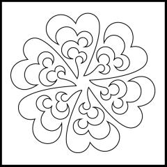 Floralish - Block #4