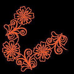 Flowering Plum - Corner