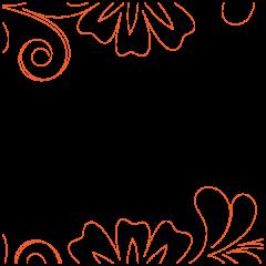 Flowering Plum - Petite - Pantograph