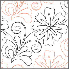 Flowering Plum - Pantograph