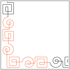 Geo Blocks - Petite - Corner