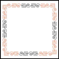 Geo Blocks - Petite - Panto/Corner Layout