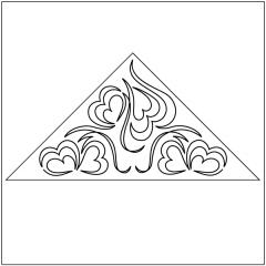 Heart To Heart - Triangle Block #1
