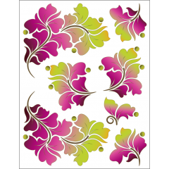 Hyacinth - Winter- Tattoo