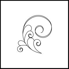 Janet-Lee's Rosebud - Motif #3