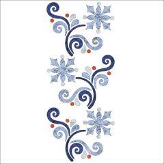 Let It Snow - Panel - Applique