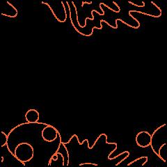 Lil Fishies - Pantograph