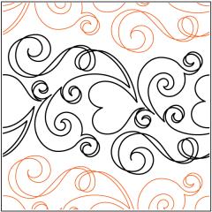 Love Doodle #2 - Pantograph