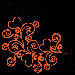 Love Doodle #3 - Corner